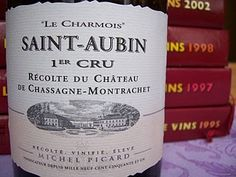 2006 Michel Picard Saint-Aubin 1er Cru Le Charmois, France, Burgundy, Côte de Beaune, Saint-Aubin 1er Cru - CellarTracker!