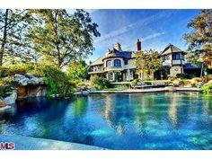 $8,850,000 25010 THOUSAND PEAKS RD, CALABASAS, CA 91302