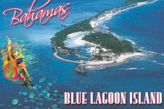 blue lagoon bahamas | Recent Photos The Commons Getty Collection Galleries World Map App ...