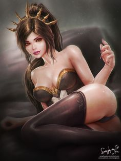 """sexysexyart: """" Li-Ming – Heroes of the Storm by Sanghyun Je """""""