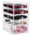 Lipstick organisation via themakeupboxshop.com