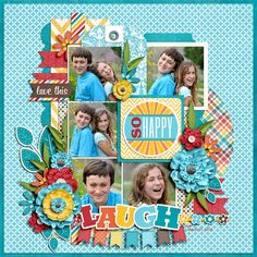Layered Templates - Set 142 by Cindy Schneider at Sweet Shoppe Designs!  Layered…