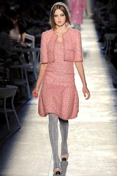 Chanel Fall 2012 Couture (Paris Fashion Week)