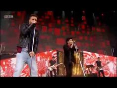 One Direction performing 'Midnight Memories' at BBCR 1's Big Weekend Glasgow