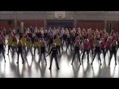 "Flashmob ""And We Danced"" von Macklemore Tanz-Matinee 2014 Bad Laasphe - YouTube"