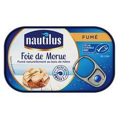 Salade gourmande de foie de morue & ses légumes - Nautilus Food