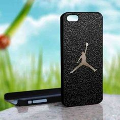 Jordan  If you are a fan of Michael Jordan, this beautiful smart phone cover suits your phone best. It carries a figure reminiscent of the tall basketball player loved by all basketball fans. This nice looking smart phone cover finished with dark grey color with the figure in a lighter color could be used on iPhone 4/5, iPod touch 4/5 and Galaxy S 3/4. As such, it could be easily used to customize your smart phone.