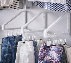 Construir un biombo o separador de ambientes un - Burros para ropa ...