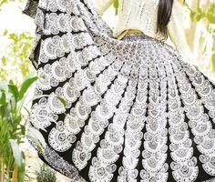 Other – Circle Mandala Bohemian Skirts Dress Long Skirts  – a unique product by IndianCraftPalace on DaWanda