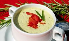 Vegan or not you will love this creamy and rich Zucchini With Coconut Cream Soup. It is a very easy to make and comforting soup that is filling and delicious. Zucchini Soup, Cauliflower Soup, Best Zucchini Recipes, Easy Healthy Recipes, Panera Bread Broccoli Cheese Soup Recipe, How To Thicken Soup, Broccoli Cheddar, Fresh Broccoli, Homemade Soup