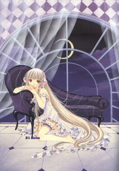 Chobits by CLAMP