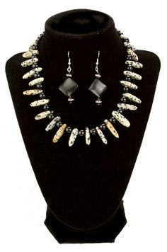 2c58b57af78 Nicole™ Crafts Tiger Tooth Short Necklace  diyjewelry This would be great  with many types