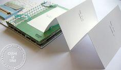 Oltre le idee: album di nascita + scatola dei ricordi