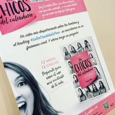¿Ya conocéis a Candela y #loschicosdelcalendario?  #lodecandelaespeor #titania #edicionesurano #igreads