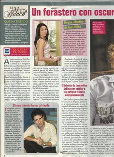 ՍՊԻՏԱԿ ԱյրիՆ LA VIUDA DE BLANCO ՍՊԻՏԱԿ ԱյրիՆ 2 (American telenovela)