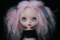 Custom Blythe Doll by Zaloa's Studio by zaloa27 on Etsy