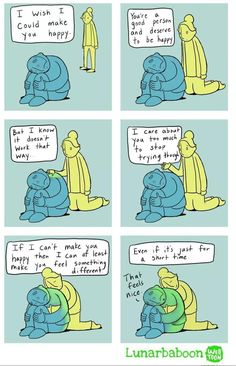 Happy Comics, Life Comics, Funny Comics, 4 Panel Life, Always Remember You, Faith In Humanity Restored, Baboon, Wholesome Memes, Brighten Your Day