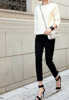 Black + White Chic