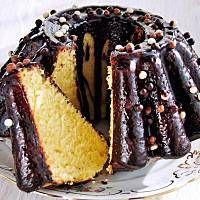izaa_a, babka śmietankowa- smaczna i szybka Cream Cake, Yummy Cakes, Food Porn, Pie, Cooking Recipes, Lunch, Meals, Chocolate, Dinner