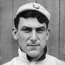 """Napoléon """"Nap"""" Lajoie (/ˈlæʒəweɪ/; September 5, 1874 – February 7, 1959), also known as Larry Lajoie and nicknamed """"The Frenchman"""", was an American professional baseball second baseman and player-manager. He played in Major League Baseball (MLB) for the Philadelphia Phillies, Philadelphia Athletics (twice), and Cleveland Naps between 1896 and 1916. He managed the Naps from 1905 through 1909."""