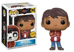POP! Disney #303: Coco: MIGUEL [without hoodie] - CHASE Limited Edition