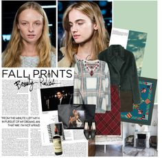 """""""favorite fall prints"""" by quiquaeritreperit on Polyvore"""