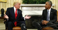 Trump just reversed the last 8 years of Obama in one week. What happens now?—Commentary