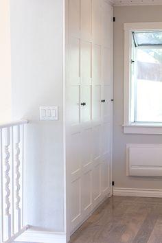 Hallway storage ikea pax wardrobe ideas for 2020 - Image 9 of 21 Ikea Pantry, Pantry Laundry Room, Kitchen Pantry, Kitchen Storage, New Kitchen, Pantry Storage, Kitchen Ideas, Ikea Design, Küchen Design