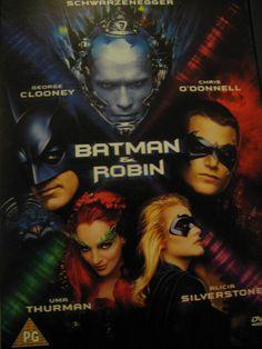 I love batman <3