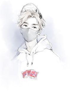Luhan 鹿晗 Fan-art