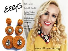 Προσθήκη Νέου Προϊόντος ‹ ELLISKOSMIMA — WordPress Crochet Earrings, Wordpress, Jewelry, Fashion, Moda, Jewlery, Jewerly, Fashion Styles, Schmuck