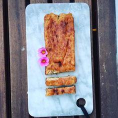 bananbrød French Toast, Keto, Breakfast, Mad, Breakfast Cafe