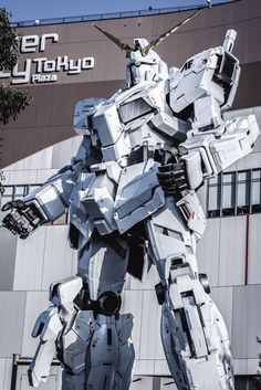 The Life-Sized Unicorn Gundam Statue: Work In Progress (Update 3rd September 2017) No.7 NEW Images, credits http://www.gunjap.net/site/?p=325922