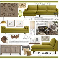 #roomandboard #dreamlivingroom #contestentry