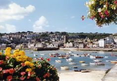 St. Ives, England. Where mom grew up.