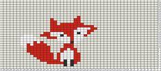 Tricksy Knitter Charts: Fox, free chart making online tool