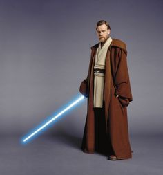 Obi-Wan Kenobi: he is probably my favorite character.