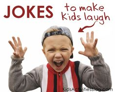 35 Jokes for Kids - these are silly jokes that you can tell to make your kids laugh!  So fun.