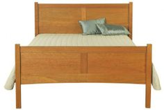 Essex High Footboard Bed