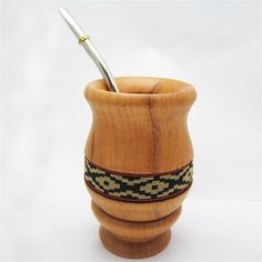 ARGENTINA MATE GOURD YERBA TEA CUP WITH STRAW BOMBILLA KIT HERBAL DRINK NEW 3363 - http://teacoffeestore.com/argentina-mate-gourd-yerba-tea-cup-with-straw-bombilla-kit-herbal-drink-new-3363/