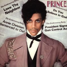 Prince is a controversial person.