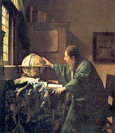 "Vermeer's ""The Astonomer"""