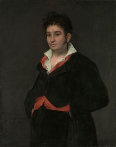 """Francisco de Goya: """"Portrait of Don Ramón Satué"""" (Satué was a judge in the highest tribunal of Castile), oil on canvas, Dimensions: 104 × cm × 32 in), Current location: Rijksmuseum Amsterdam Canvas Paper, Oil On Canvas, Canvas Art, Canvas Prints, Francisco Goya, Ramones, Baroque Painting, Oil Painting Reproductions, Modern Artists"""