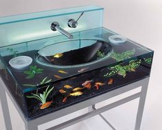 25 Creative Sink Designs #19 Is Incredible!
