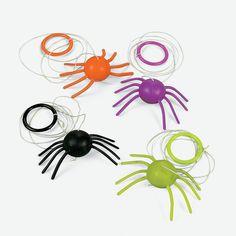 Spider With Legs Return Balls - OrientalTrading.com