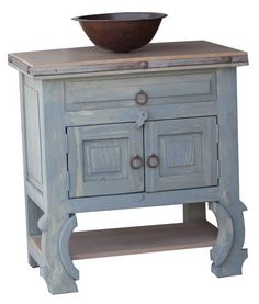 Small Bathroom Vanity by FoxDenDecor on Etsy, $749.00