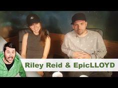 Post Sesh Interview w/ Riley Reid & EpicLLOYD | Getting Doug with High
