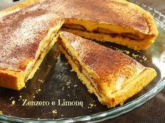 La crostata tiramisu è un dolce tanto semplice quanto delizioso. Ottima la combinazione tra la croccantezza del guscio e la morbidezza della crema