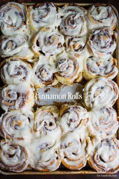 FOOL PROOF Cinnamon Rolls   RECIPE - Soooooo YUMMY! | landeelu.com