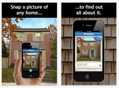 HomeSnap take a picture of any home, condo, or townhouse to find out lots of real estate information